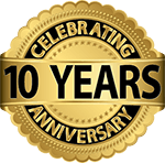 Footer - Logo - 10 Years