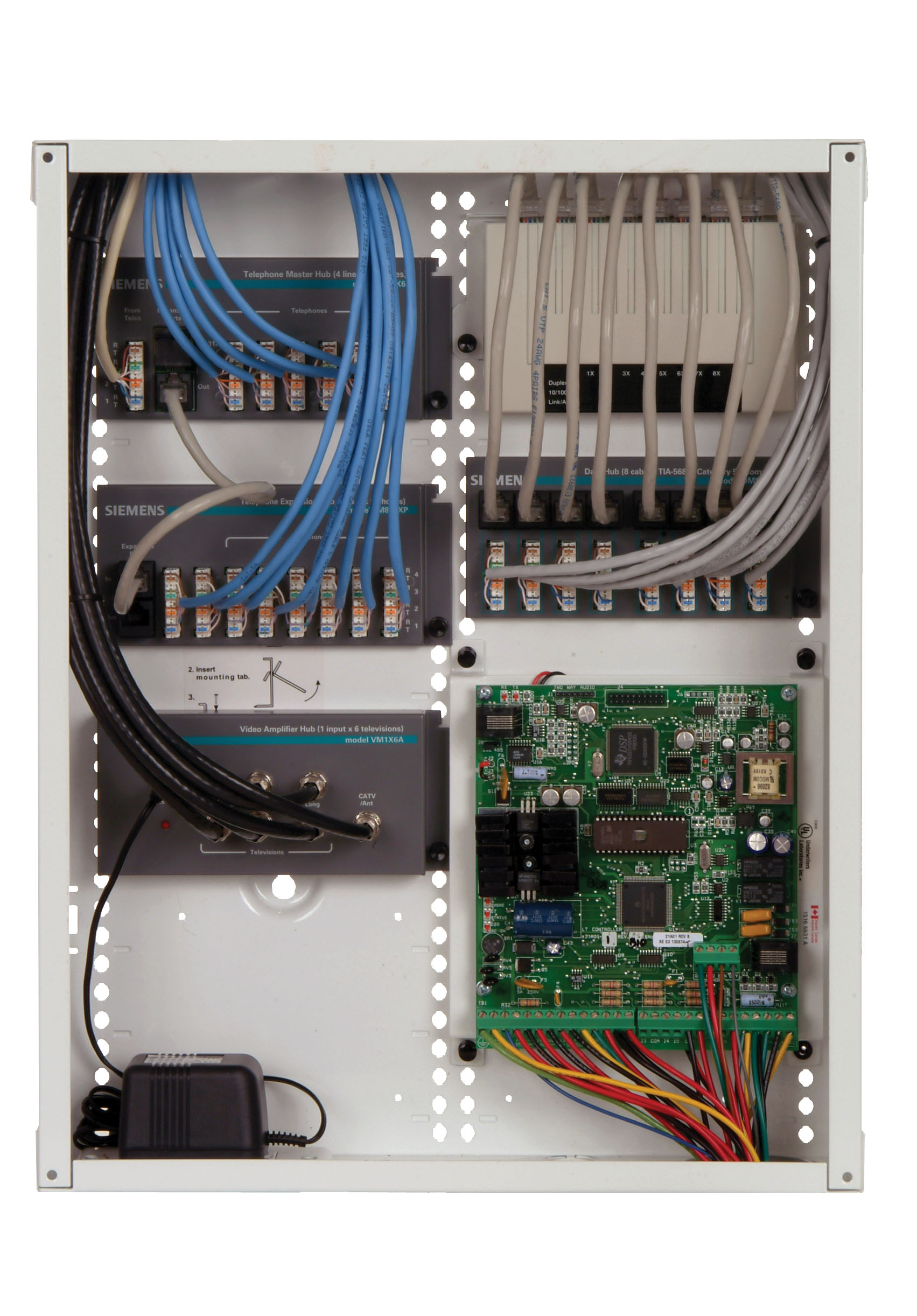 Elite Theater Home Wiring Components Open Gallery