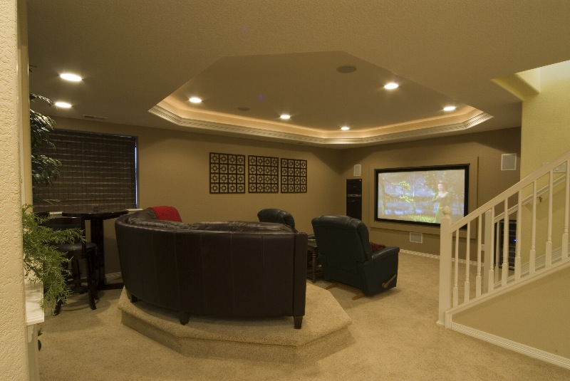 SaaviHome Theater Installation in Denver