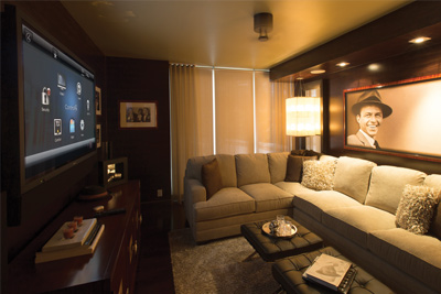 SaaviHome - Media Rooms, Denver CO