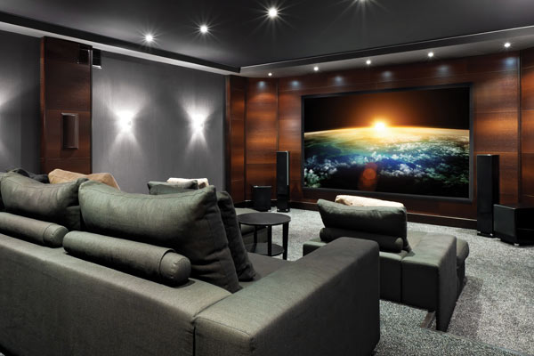 Services - Media Rooms