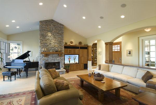 Signature Home Technologies - Family Media Room