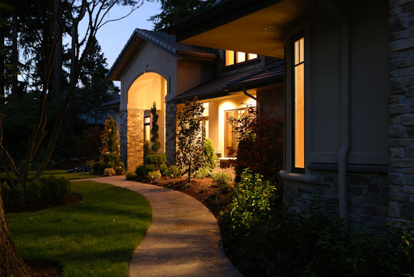 Signature Home Technologies - Home at Night