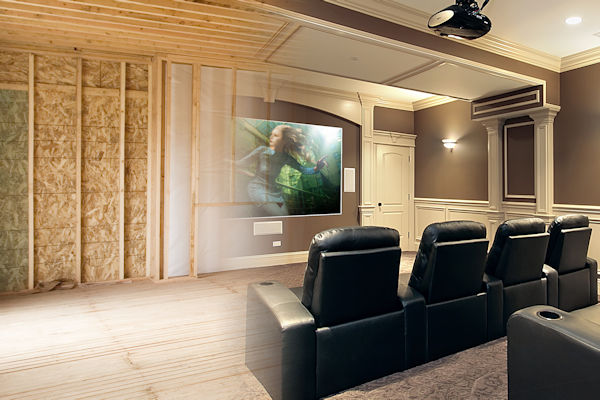 Signature Home Technologies - New Home Theater