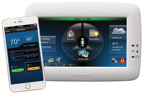Signature Home Tech - Products - Honeywell Image