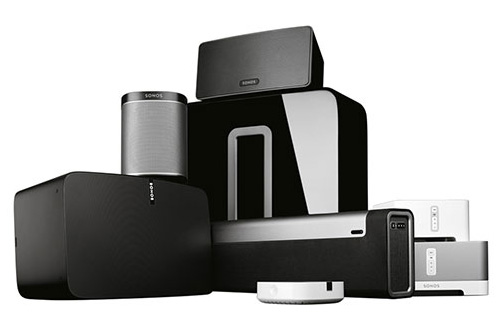 Signature Home Tech - Products - Sonos Image