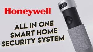 honeywell all in one home security with alexa integration
