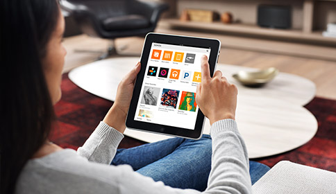 whole-home audio/music streaming
