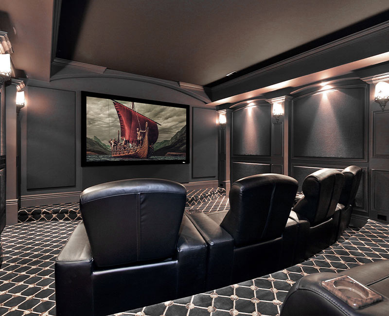 Services - Home Cinema