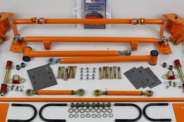 Rod & Custom Motorsports Home - Suspension Kits