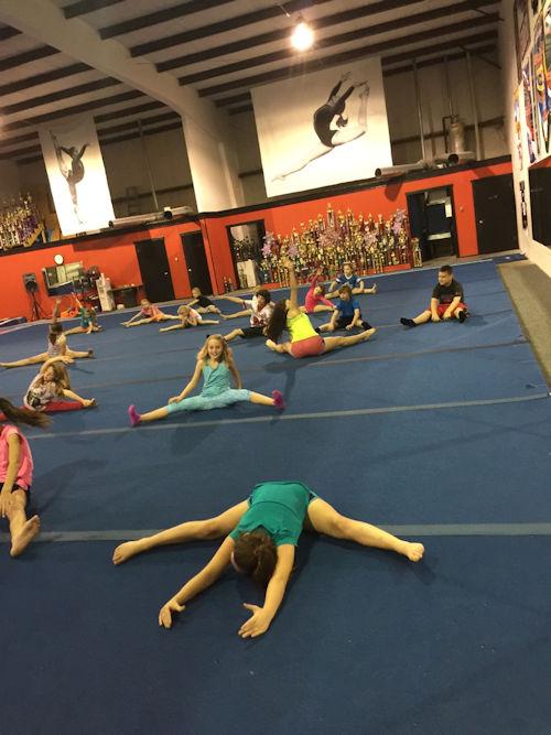 Gymnastic World - Summer Camp