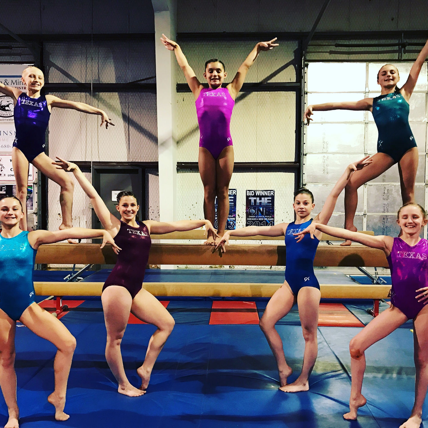 Gymnastic World - Team Competition 1