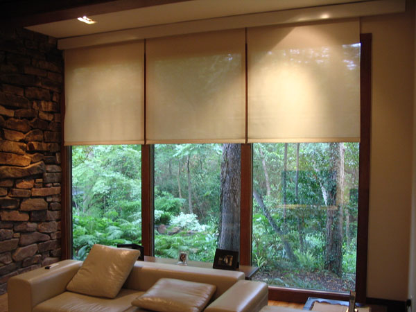 Projects - Motorized Shades - 1