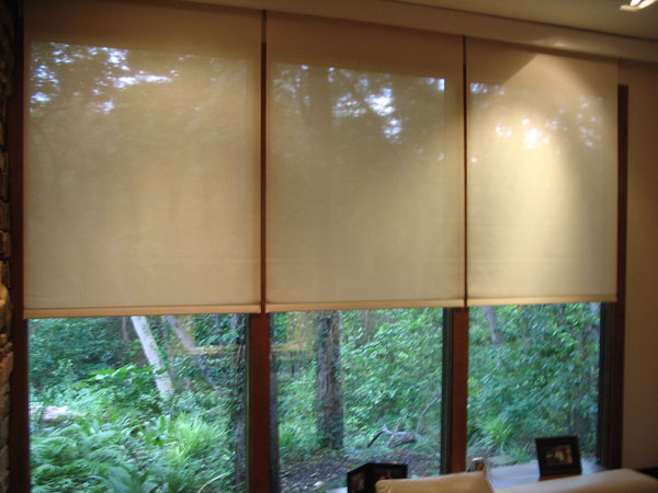 Projects - Motorized Shades - 3