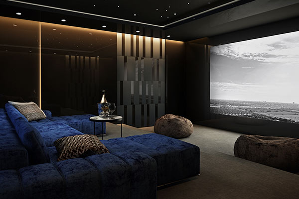 Services - Home Theater